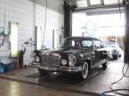 Zeitlos schön: Der Mercedes 280 SE 3.5 Cabriolet ist im Familienbesitz.